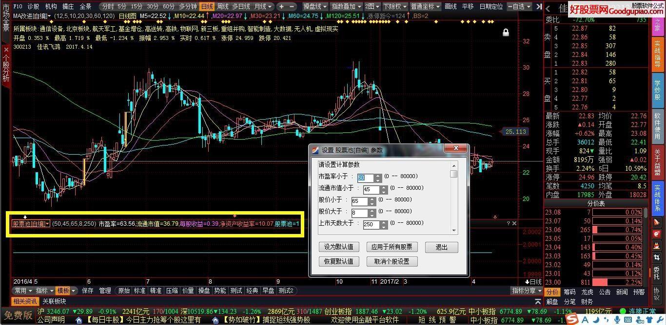 股市资讯软件哪个好_goodgupiao.com)提醒您:股市有风险,投资需谨慎.