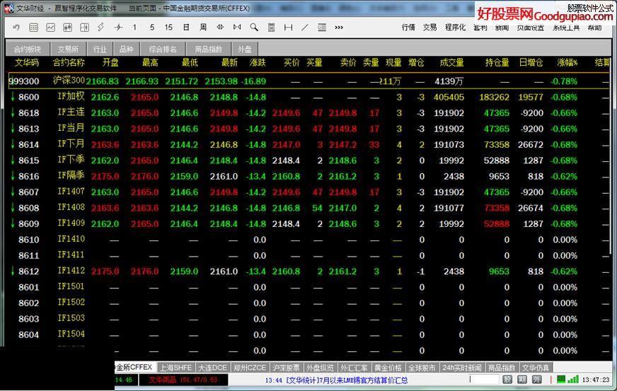 赢智程序化交易软件 v8.3.173