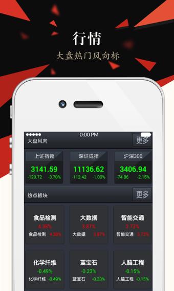 股票赢家 v7.4.2 国内首个基于实盘的账户管理和社区