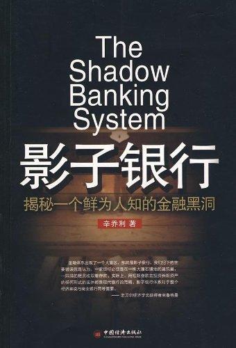 影子银行 揭秘一个鲜为人知的金融黑洞(高清) PDF 辛乔利 著