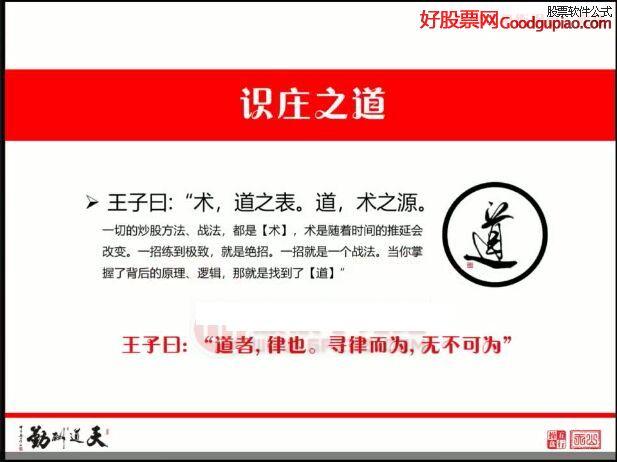 刘智辉 量学《平衡拐点》实战 构建量化分析模型